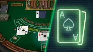 Blackjack Double Exposure tactiek