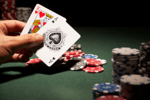 Blackjack tactiek harde hand